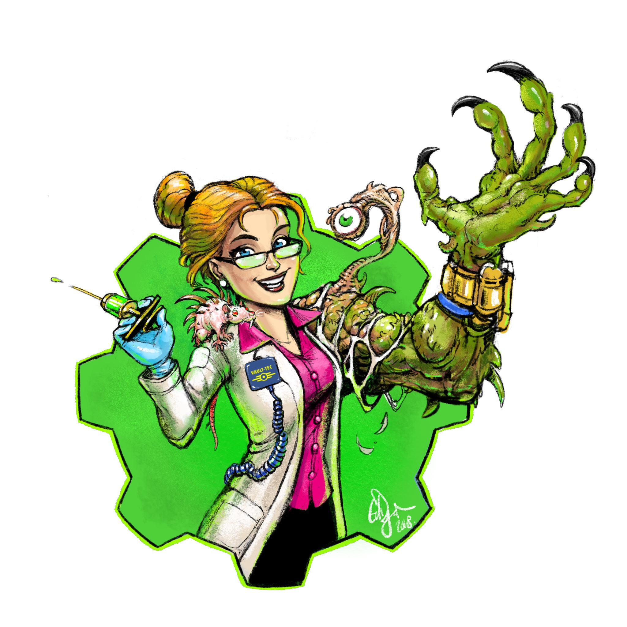 Dr. Eve